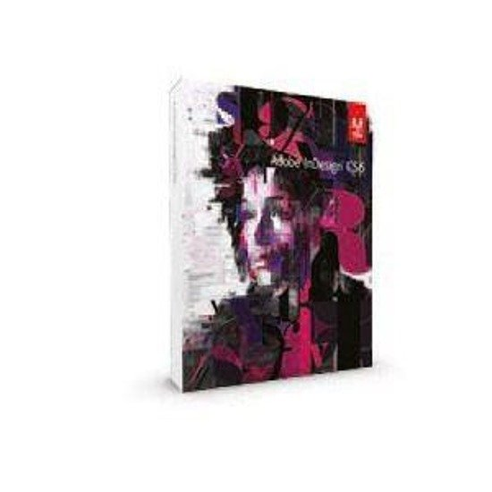 ADOBE InDesign CS6 Mac PL