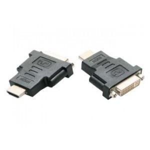 Adapter Gembird HDMI(M)->DVI-D(F) (24+1) single link