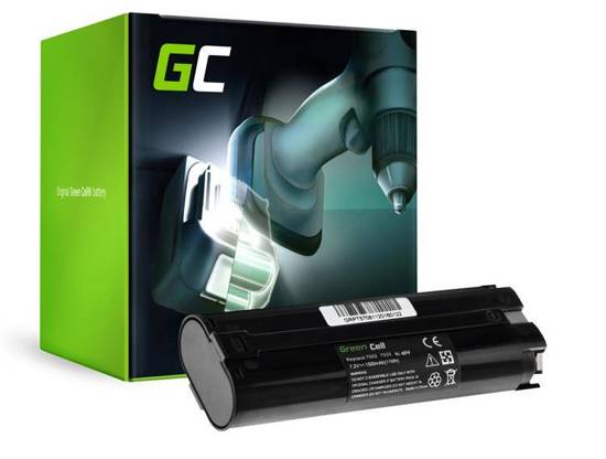 Akumulator Bateria Green Cell Makita 7000 7.2V 1.5Ah