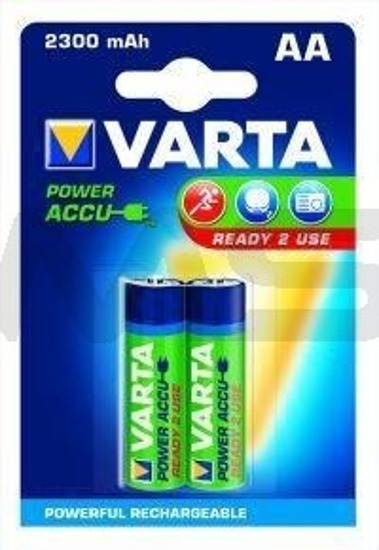Akumulatorki Varta Power Accu 2300mAh HR06/AA 2szt