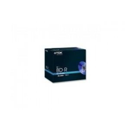 BD-R TDK (BLU-RAY) 25GB X6 (5-PACK BOX)