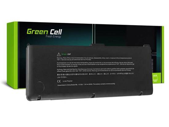 Bateria Green Cell A1309 do Apple MacBook Pro 17 A1297 (Early 2009, Mid 2010)