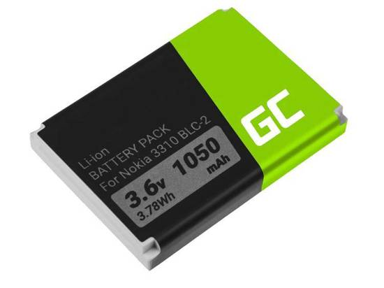 Bateria Green Cell Akumulator BLC-2 do Telefonu Nokia  3.7V 800mAh