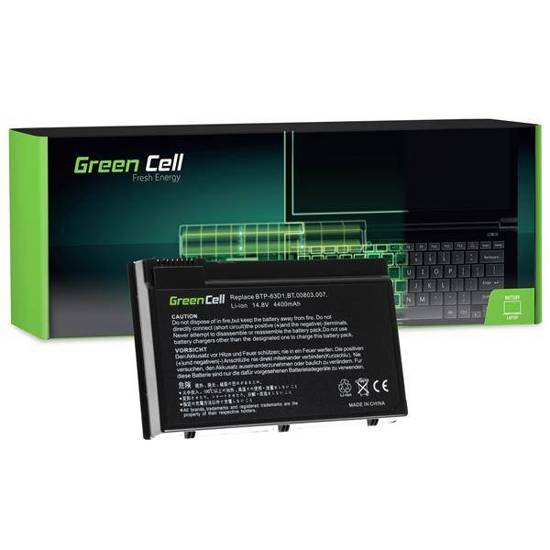 Bateria Green Cell BTP-AHD1 do laptopów Acer Aspire 3020 3040 3610 5040