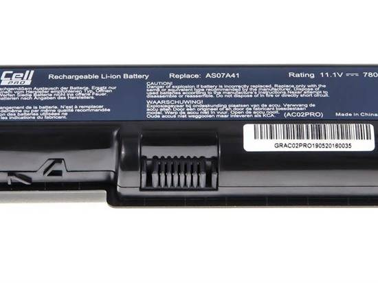 Bateria Green Cell PRO AS07A31 AS07A41 Acer Aspire 5535 5536 5735 5735Z 5737Z 5738 5738G 5740 5740G (Ogniwa Samsung, 7800mAh)