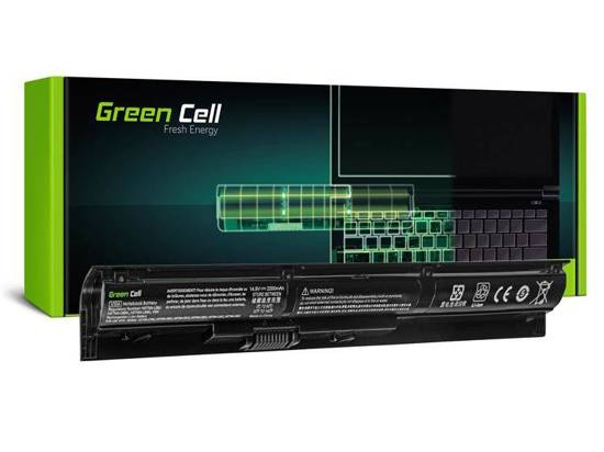 Bateria Green Cell VI04 do Laptopów HP Pavilion 14 15 17 i HP Envy 14 15 17