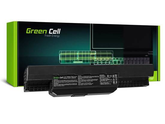 Bateria Green Cell akumulator do laptopa Asus A43 A53 K43 K53 X43 A32-K53 A42-K53 11.1V 6 cell