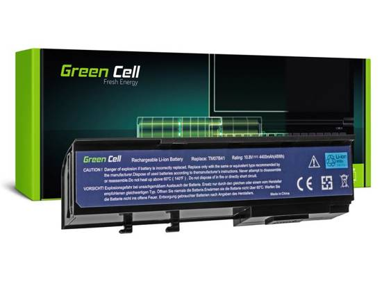 Bateria Green Cell do laptopa Acer 5730G 6231 6252 BTP-AQJ1 11.1V