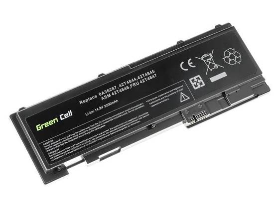 Bateria Green Cell do laptopa Lenovo ThinkPad T420s T420si T430s
