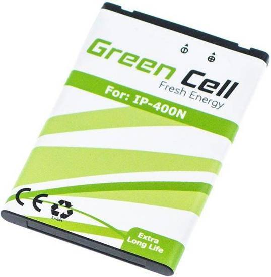 Bateria Green Cell do telefonu LG LGIP-400N GT540 SWIFT GW820 GM750 P500