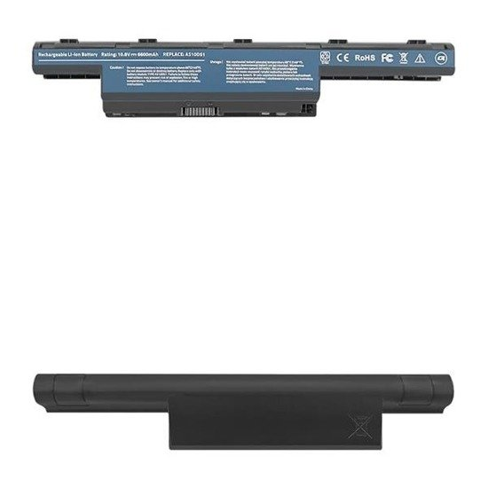 Bateria Qoltec do noteb. Acer Aspire 4741, 6600mAh, 11.1V