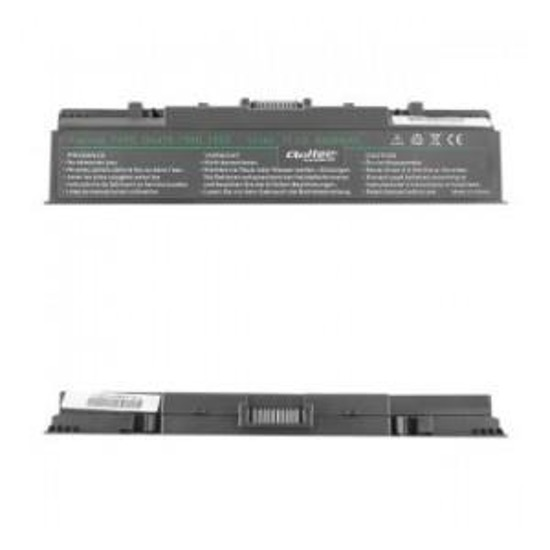 Bateria Qoltec do noteb. - DELL D1520, 4400mAh,10.8-11.1V
