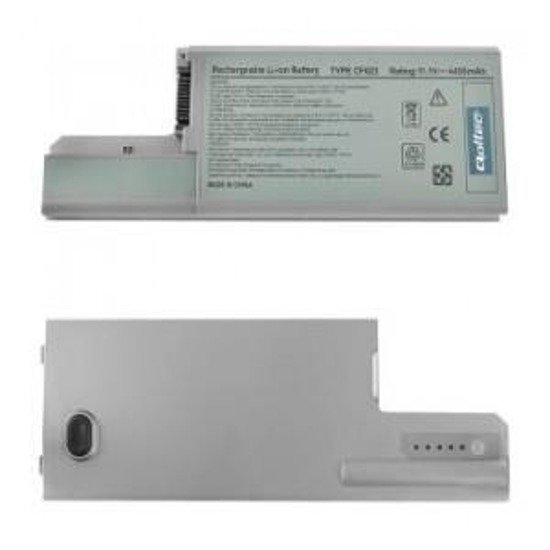 Bateria Qoltec do noteb. - Dell D820, 4400mAh,10.8-11.1V