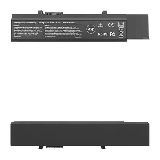 Bateria Qoltec do noteb. Dell Vostro 3500, 4400mAh, 11.1V