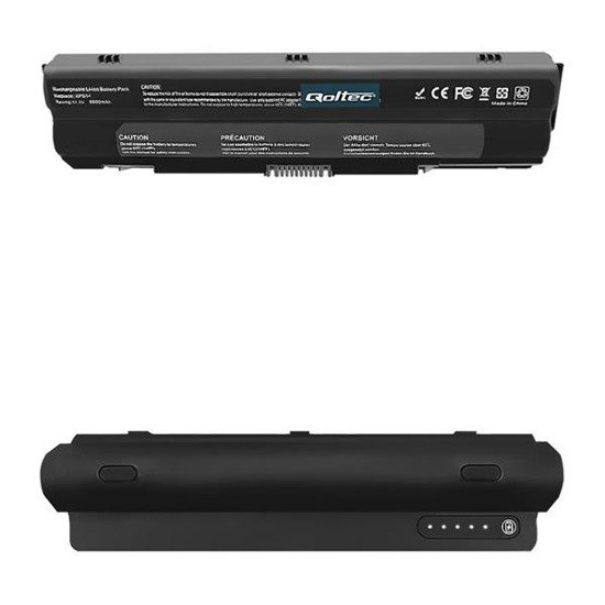 Bateria Qoltec do noteb.Dell XPS 17 L501x 6600mAh 11.1V
