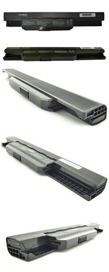 Bateria Qoltec do notebooka - Asus A32-K53, 5200mAh, 10.8-11