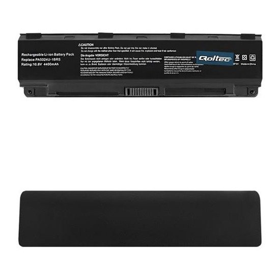 Bateria Qoltec do notebooka Toshiba C50D C55 4400mAh 11.1V