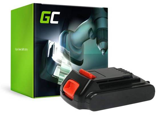 Bateria akumulator Green Cell Black&Decker 18V 1.5Ah Li-Ion BL1518