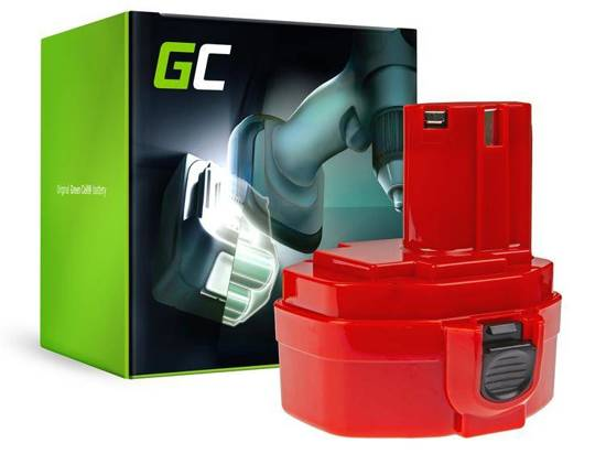 Bateria akumulator Green Cell Makita 1420 4033D 4332D 4333D 6228D 6337D 14.4V
