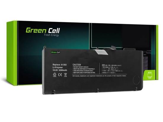 "Bateria akumulator Green Cell do laptopa Apple Macbook Pro 15"" A1286 A1382 10.95V (Early 2011 - Mid 2012)"