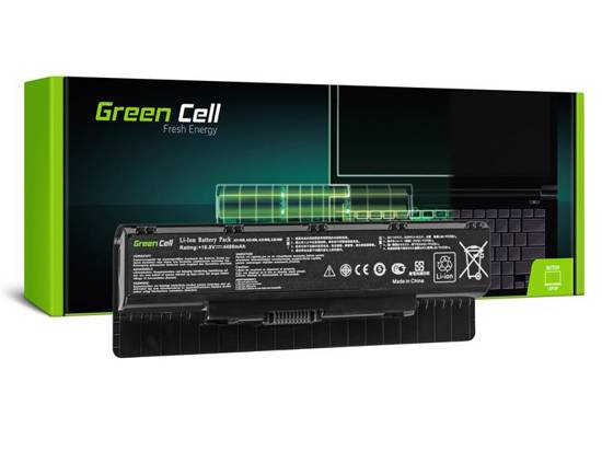 Bateria akumulator Green Cell do laptopa Asus A32-N56 N46 N46V N56 N56VM N76 N76VJ 10.8V