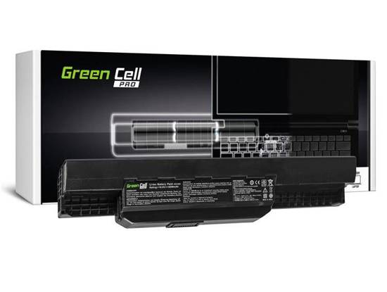 Bateria akumulator Green Cell do laptopa Asus A43 A53 K43 K53 X43 A32-K53 A42-K53 11.1V 6 cell