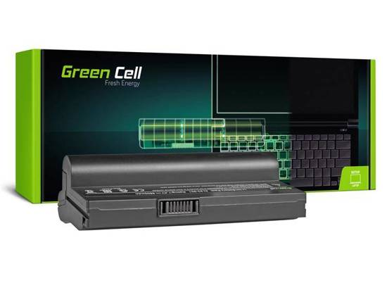 Bateria akumulator Green Cell do laptopa Asus EEE PC 901 904HA 904HD 1000 1000H CZARNA 7.4V