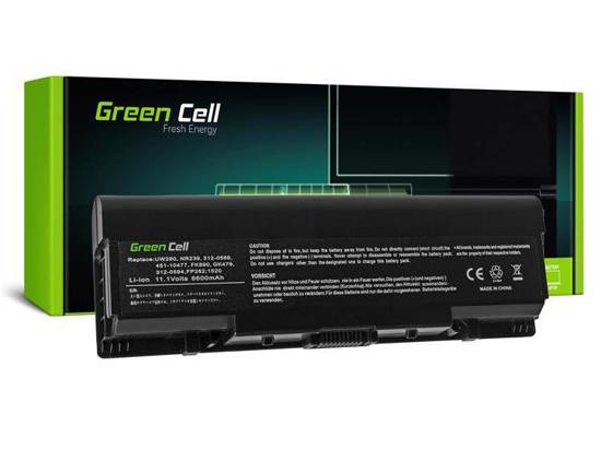 Bateria akumulator Green Cell do laptopa Dell Inspiron 1520 1720 530s Vostro 1500 1700 11.1V 9 cell
