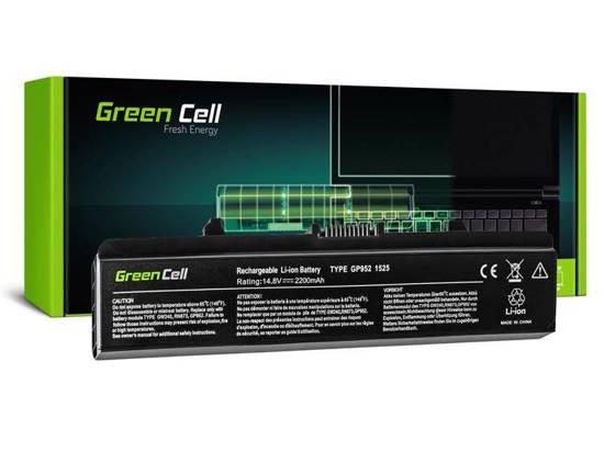 Bateria akumulator Green Cell do laptopa Dell Inspiron 1525 1526 1545 1440 GW240 14.8V 4 cell