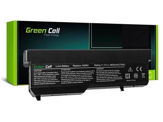 Bateria akumulator Green Cell do laptopa Dell Vostro 1310 1320 1510 1511 1520 2510 11.1V 9 cell