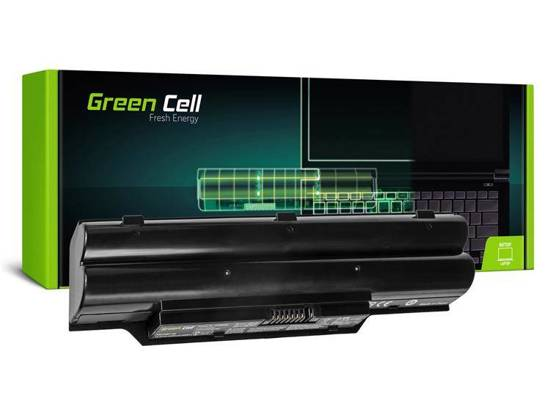 Bateria akumulator Green Cell do laptopa Fujitsu LifeBook LH520 LH530 CP477891-01 FMVNBP186 FPCBP250 11.1V
