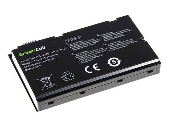 Bateria akumulator Green Cell do laptopa Fujitsu-Siemens AMILO Pi2530 Pi2550 Pi3540 Xi2550 11.1V