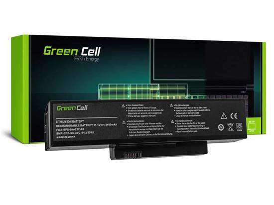 Bateria akumulator Green Cell do laptopa Fujitsu-Siemens Esprimo V5515 V5535 V5555 V6555 11.1V