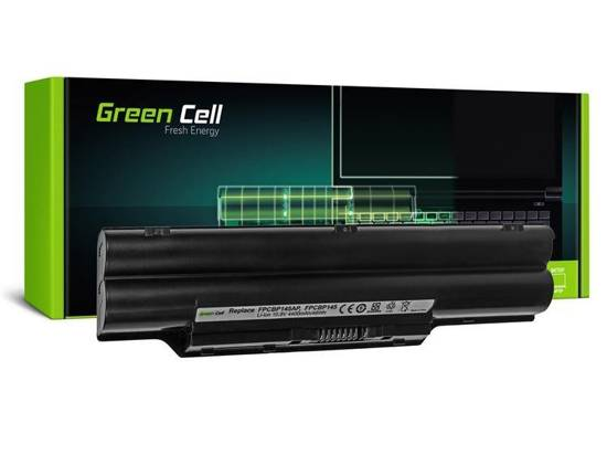Bateria akumulator Green Cell do laptopa Fujitsu-Siemens Lifebook S2210 S6310 L1010 P770 10.8V