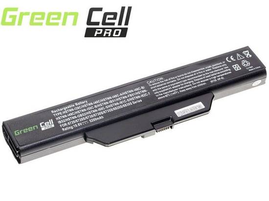 Bateria akumulator Green Cell do laptopa HP 550 COMPAQ 610 6720s 6730s 6735s 6830s 10.8V