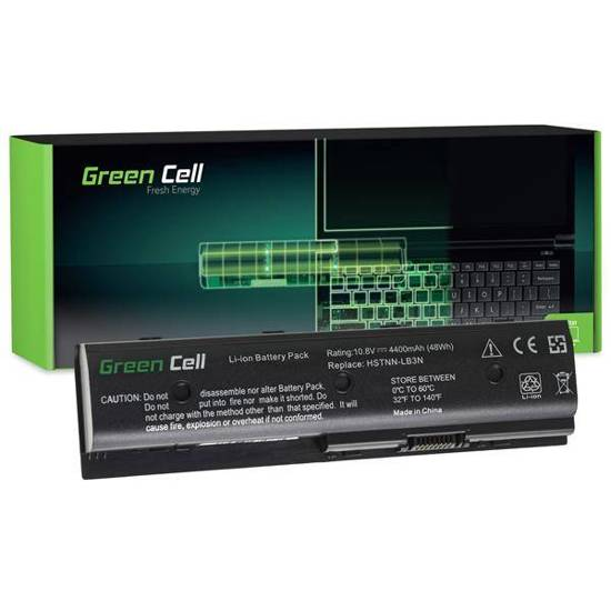 Bateria akumulator Green Cell do laptopa HP DV4-5000 DV6-7000 DV7-7000 10.8V