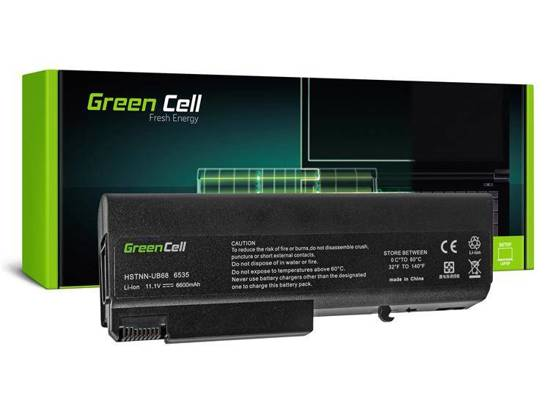 Bateria akumulator Green Cell do laptopa HP EliteBook 6930p 6935P HP ProBook 6555b Compaq Business 6530b 6535b 10.8V 9 cell