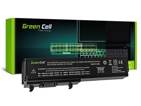 Bateria akumulator Green Cell do laptopa HP Pavilion DV3000 DV3100 DV3500 DV3600 10.8V