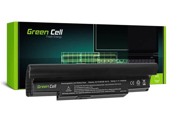 Bateria akumulator Green Cell do laptopa Samsung NC10 NC20 N110 N120 N130 N140 N270 11.1V 6 cell