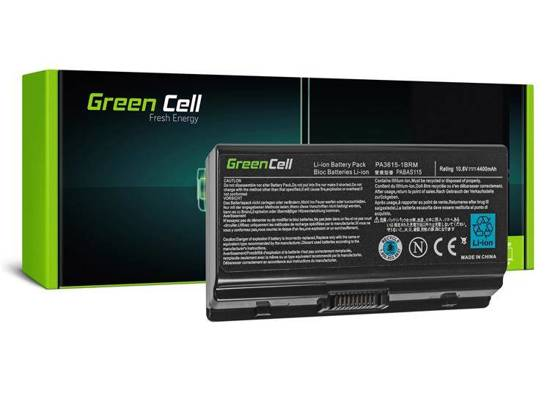 Bateria akumulator Green Cell do laptopa Toshiba L40 L45 PA3615U-1BRS 10.8V 6cell