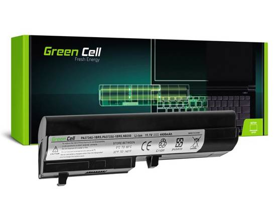 Bateria akumulator Green Cell do laptopa Toshiba NB200 NB205 UX/23 10.8V