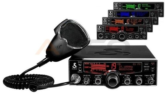 CB Radio COBRA 29 LX EU (AM/FM European version)