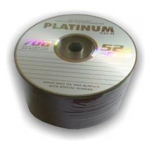 CD-R PLATINUM 700 MB 52x SZPINDEL 50