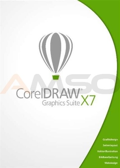 CorelDRAW Graphic Suite X7 PL