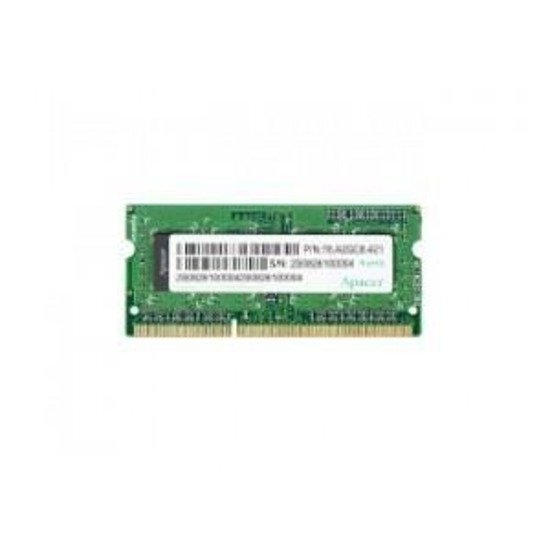 DDR3 APACER SODIMM 8GB 1600MHz PC3-12800 CL11