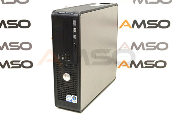 DELL 760 SFF C2D E8500 2x3.2GHz/3GB/80/DVD BR