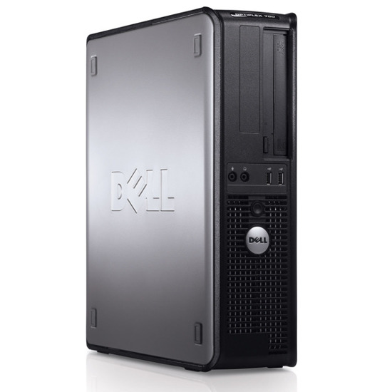 DELL 780 DT e5400 2x 2.7GHz/4GB/160GB Win 10 pro
