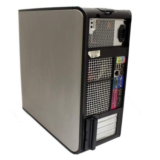 DELL 780 Tower E7500 2x2,9GHz/4GB/160GB/DVD Windows 10 Home PL