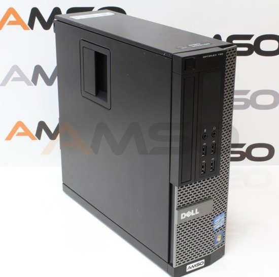 DELL 790 SFF i3-2100 3.1GHz 4GB 240GB SSD 0 WINDOWS 10 PROFESSIONAL