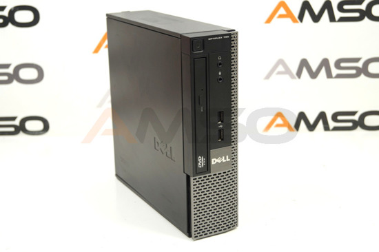 DELL 790 USFF i5-2400S QUAD 4GB 250 DVDRW